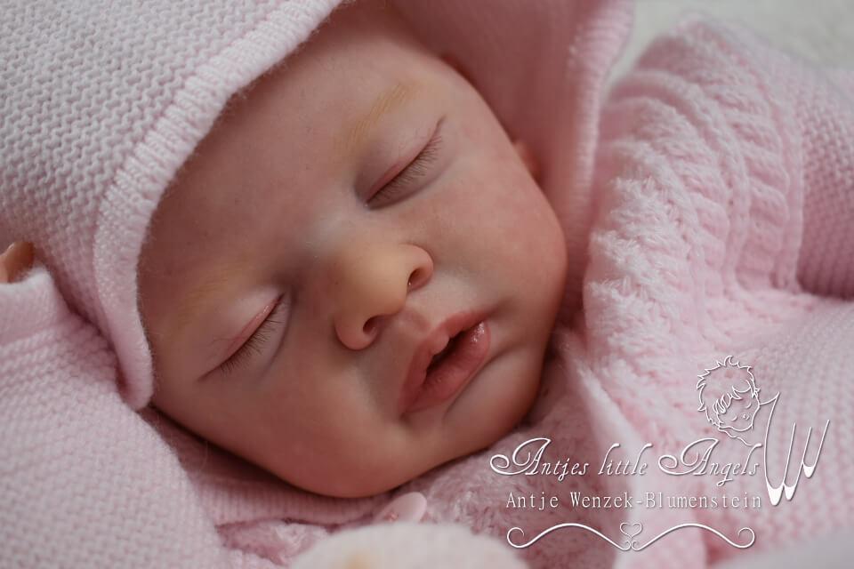 Reborn Baby Yannie by Gudrun Legler