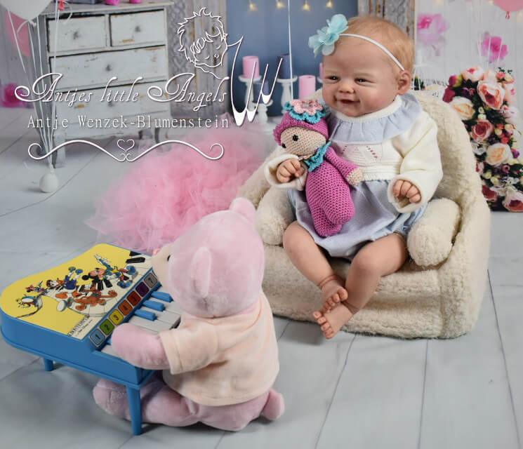 Rebornbaby Vivienne