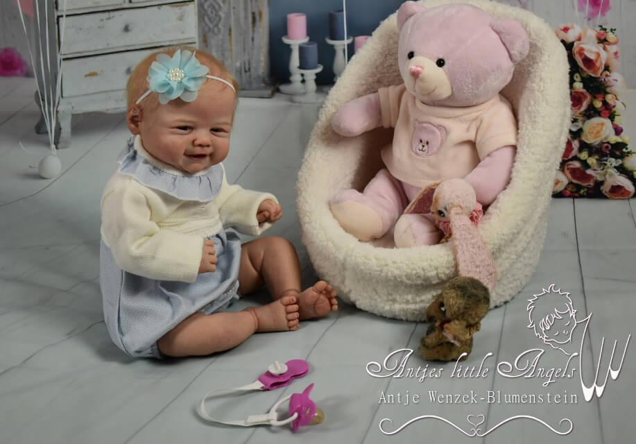 Rebornbaby Vivienne by Sandy Faber