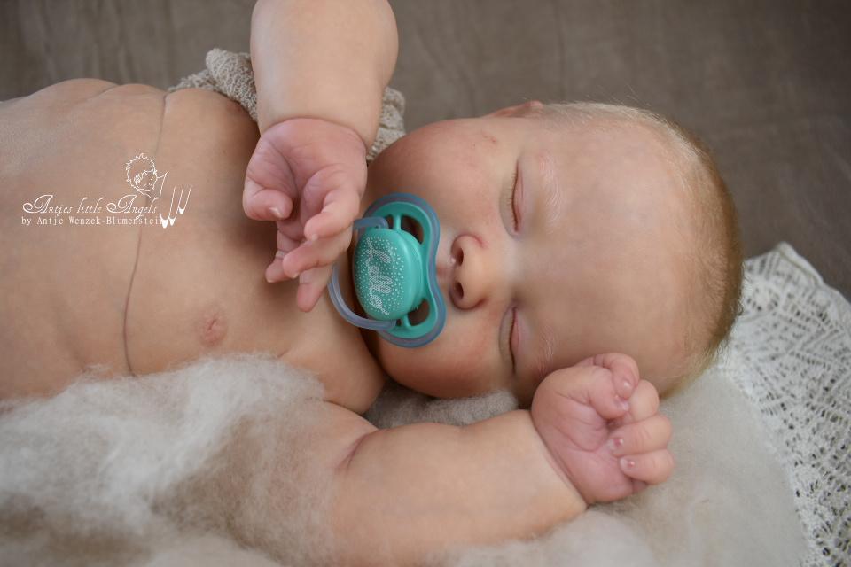 Realborn Joseph 3 Month