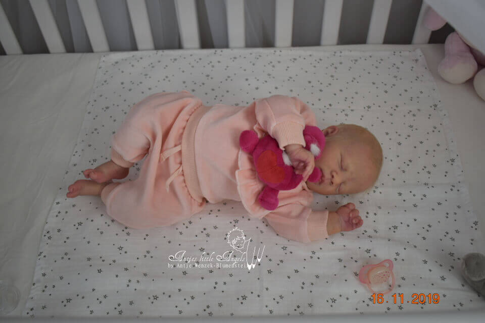 Realborn Baby Alexa by Bountiful Baby