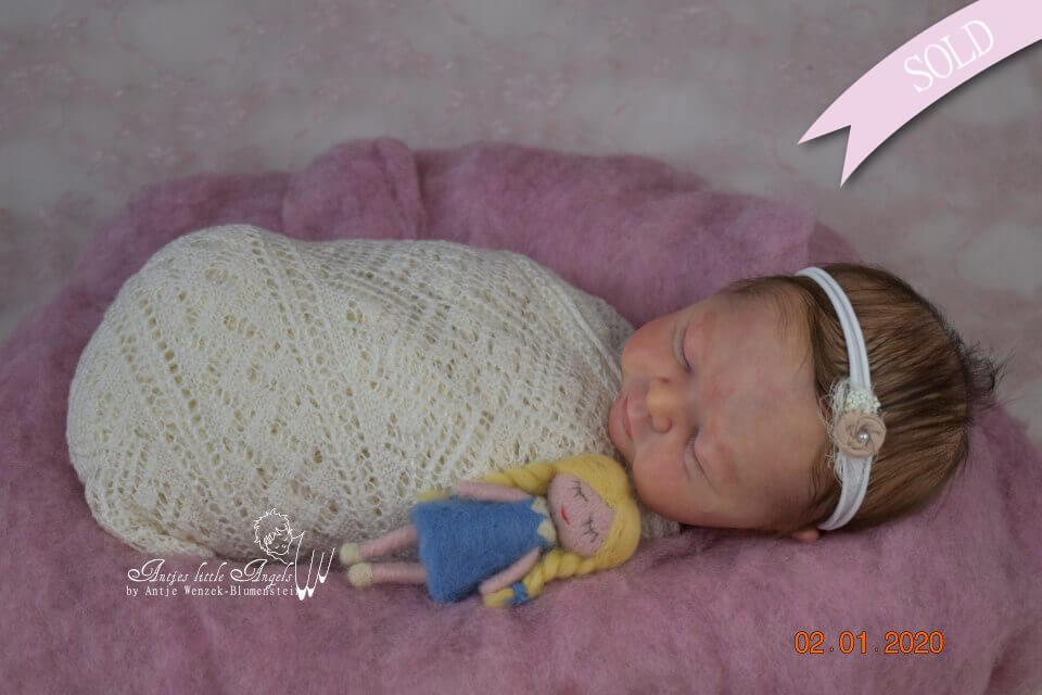 Rebornbaby Lillesol von Sabine Altenkirch