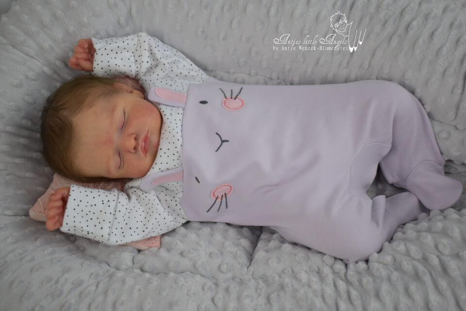 Baby Rosalie by Olga Auer